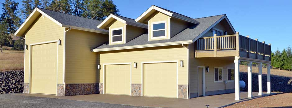 Garage Shop Barn Plans Drafting Services Designs Roseburg